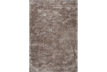 5'x8' Rug-Lila Grey Shag