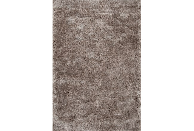 5'x8' Rug-Lila Grey Shag - 360