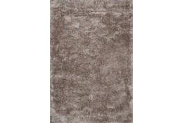 8'x10' Rug-Lila Grey Shag