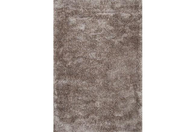 8'x10' Rug-Lila Grey Shag - 360