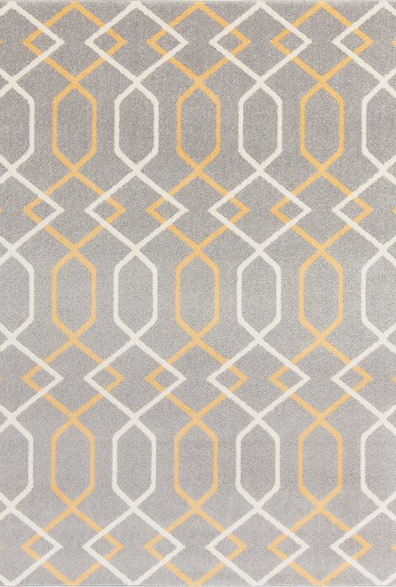 64X88 Rug-Conrad Yellow