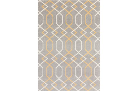 88X124 Rug-Conrad Yellow - Main