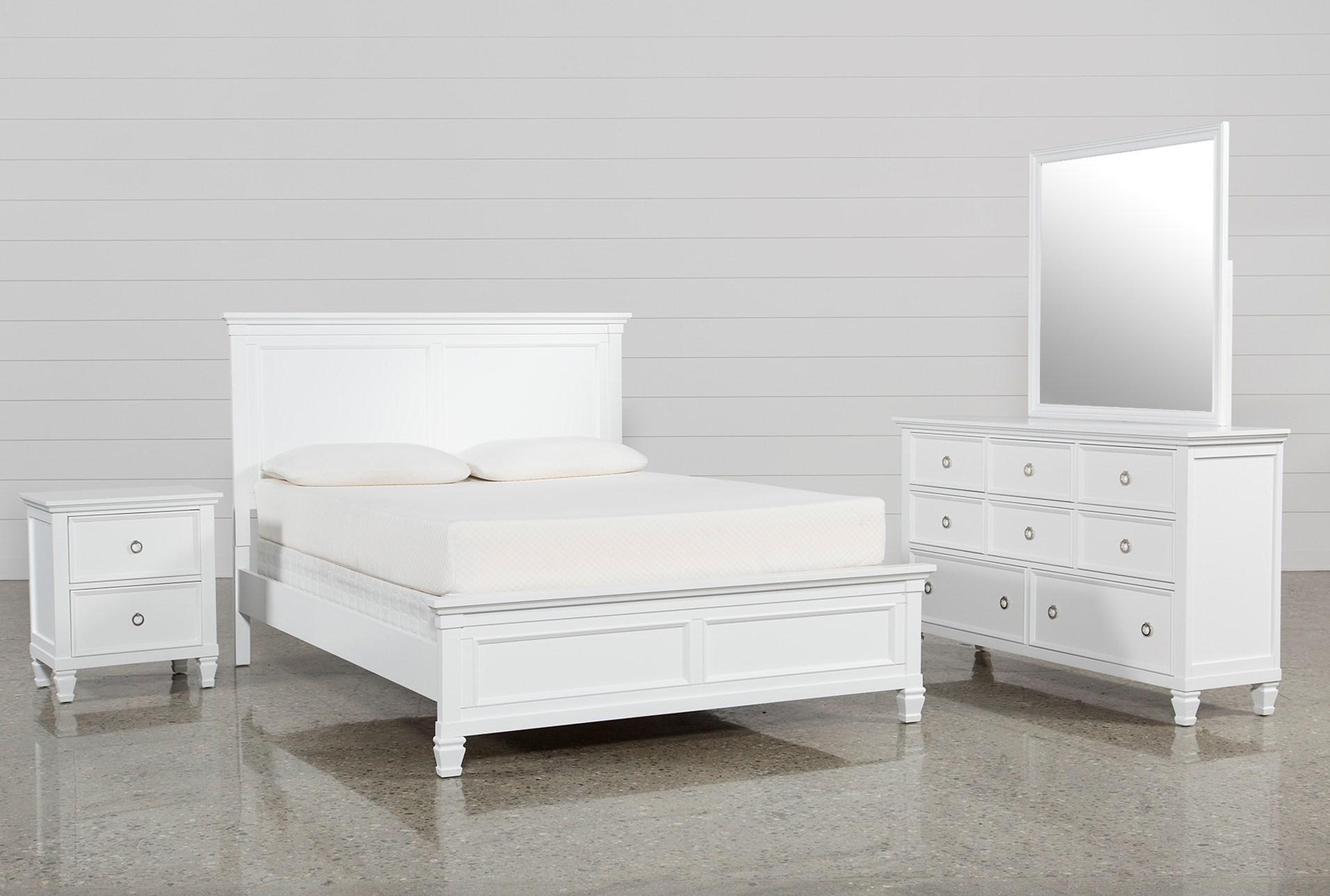 Albany Queen 4 Piece Bedroom Set | Living Spaces