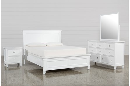 Albany Queen 4 Piece Bedroom Set - Main