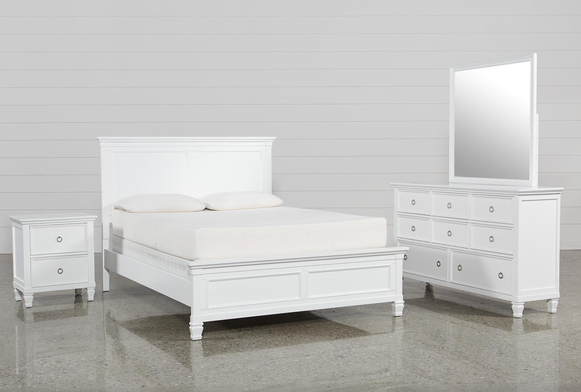 Attirant Albany Queen 4 Piece Bedroom Set