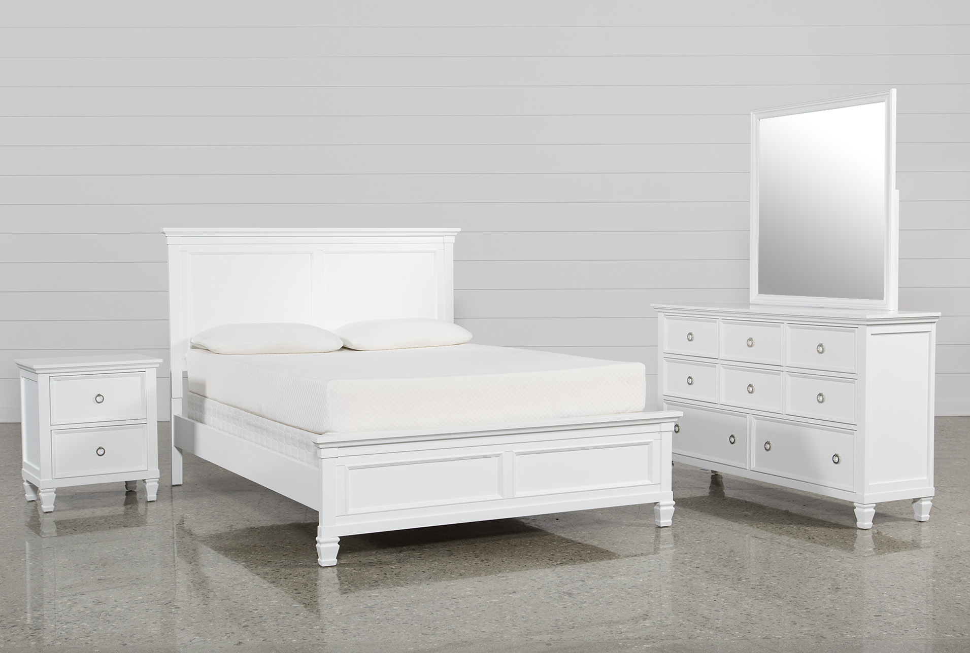 Added To Cart. Albany Queen 4 Piece Bedroom Set ...