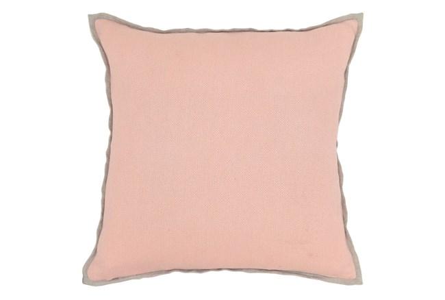 Accent Pillow-Carson Blush 18X18 - 360