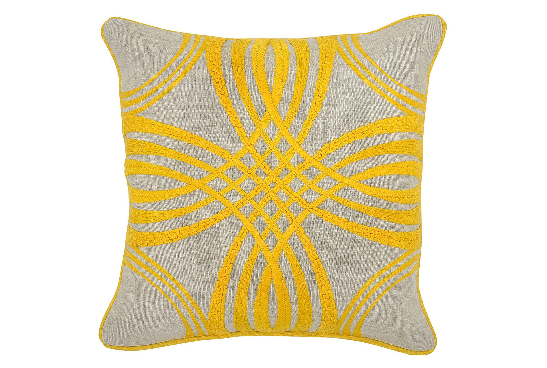 throw pillows for your home décor  living spaces - accent pillowzina yellow x
