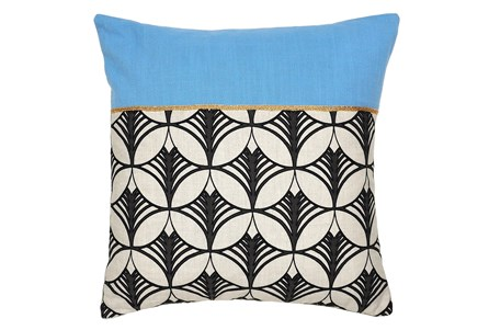 Accent Pillow-Tallulah Blue 18X18