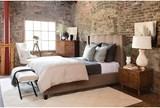 Damon II Full Upholstered Platform Bed - Room