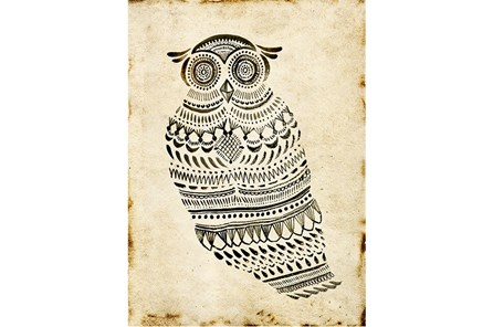 Picture-Owl Watch - Main