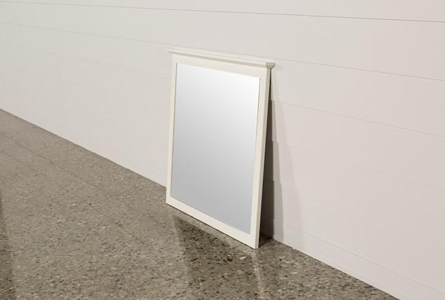 Copenhagen White Mirror - 360