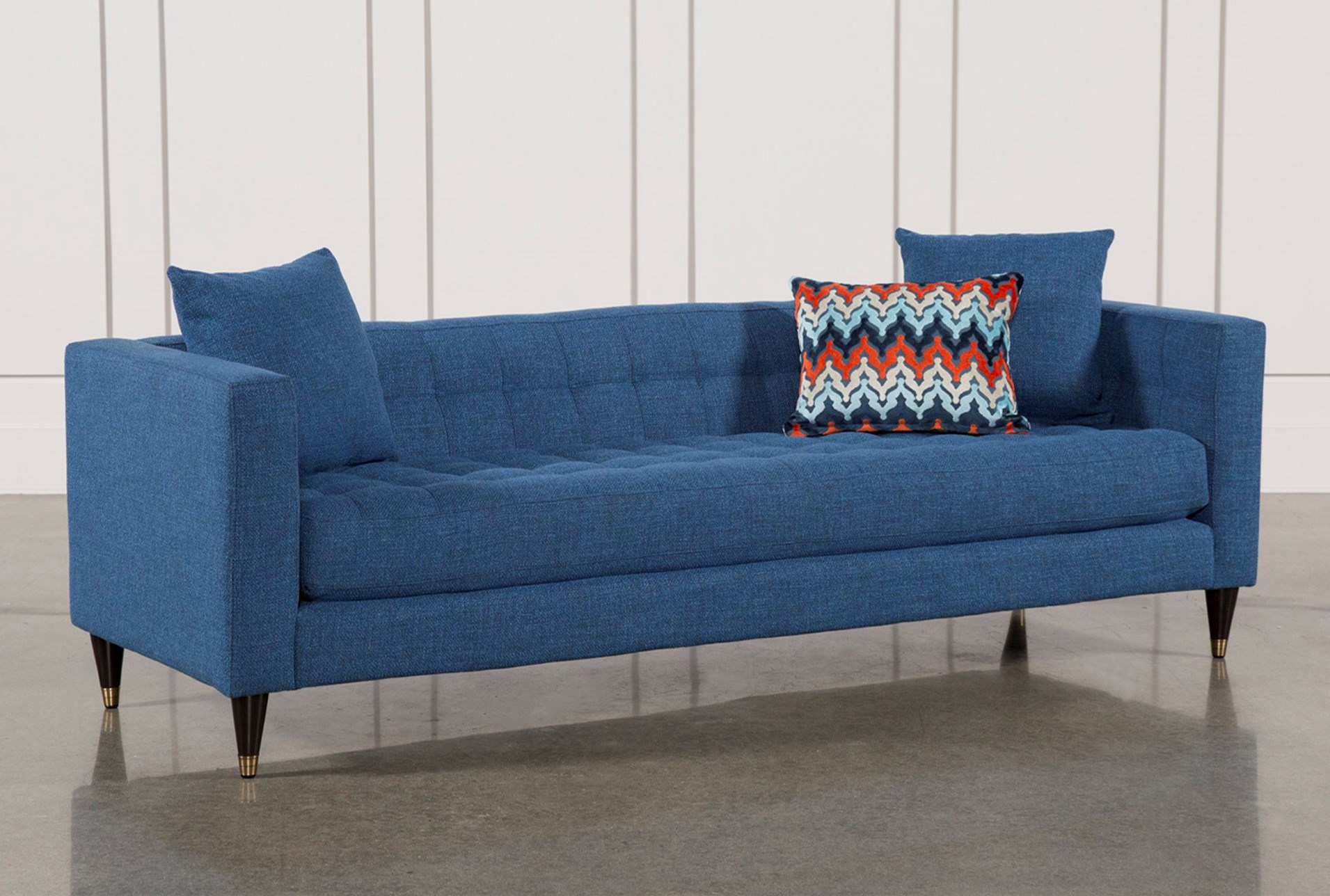 Teal Living Room Furniture Inside Tate Estate Sofa Fabric Sofas u0026 Couches Free Assembly With Delivery Living Spaces
