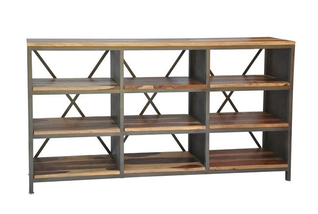 Pradeep Whide 12-Shelf Bookcase - 360