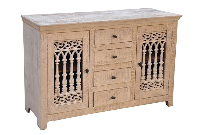 Sahaj 4-Drawer/2-Door Sideboard - 360