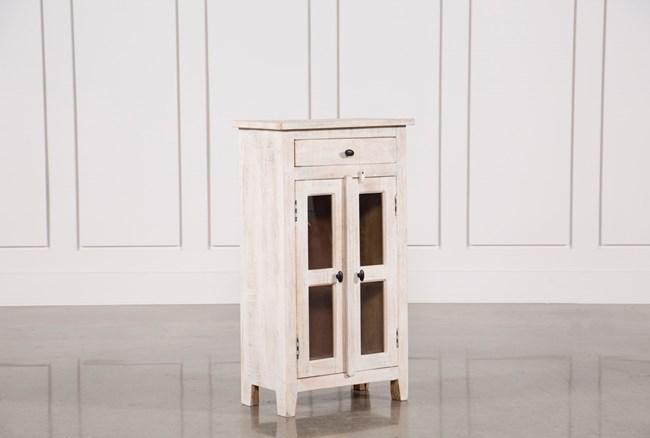 Aleem 1-Drawer/2-Door Sideboard - 360