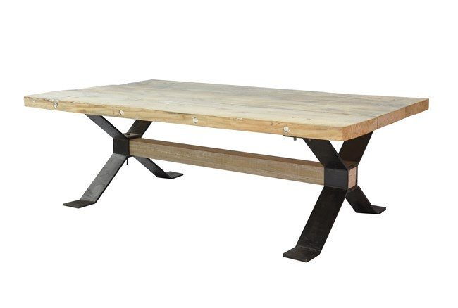 Drea Rectangle Coffee Table - 360