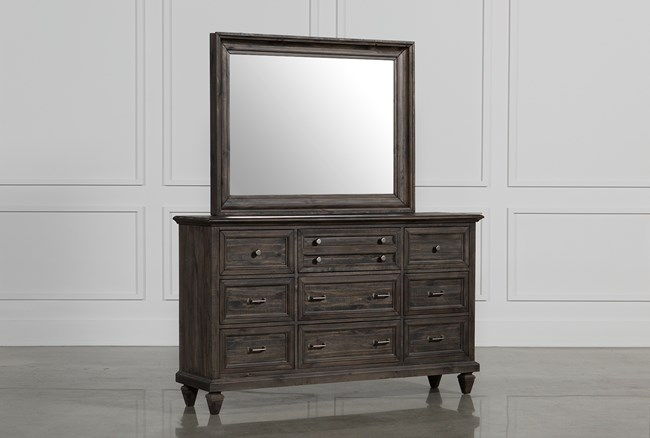 Valencia Dresser/Mirror - 360