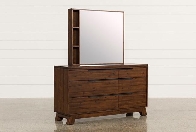 Blake II Dresser/Mirror - 360