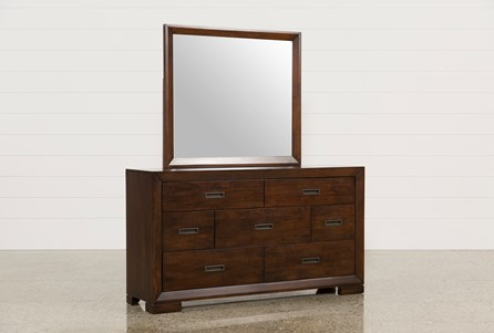 Tesla Dresser/Mirror