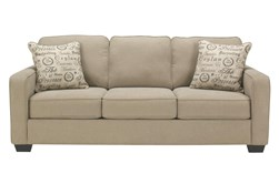 "Alenya Quartz 84"" Queen Sofa Sleeper"