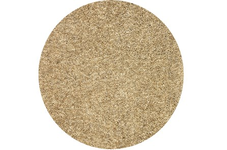 96 Inch Round Rug-Dolce Sand - Main