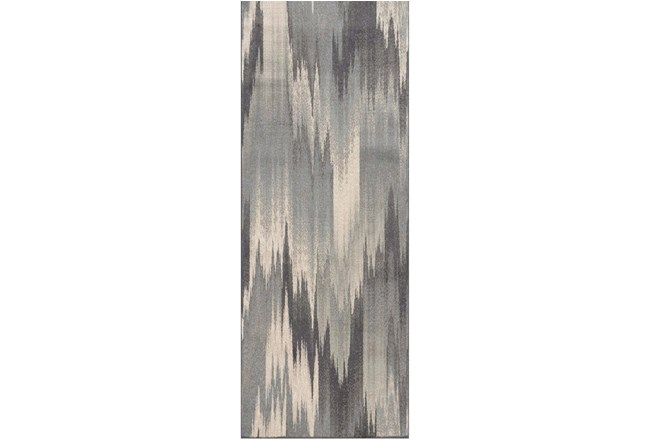 """1'9""""x7'3"""" Rug-Everly Watercolor - 360"""