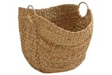 19 Inch Seagrass Basket - Signature