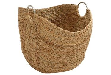 19 Inch Seagrass Basket