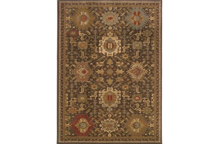 79X114 Rug-Meredith Spice