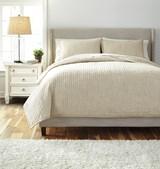 King Comforter-3 Piece Set Jennifer Natural - Room