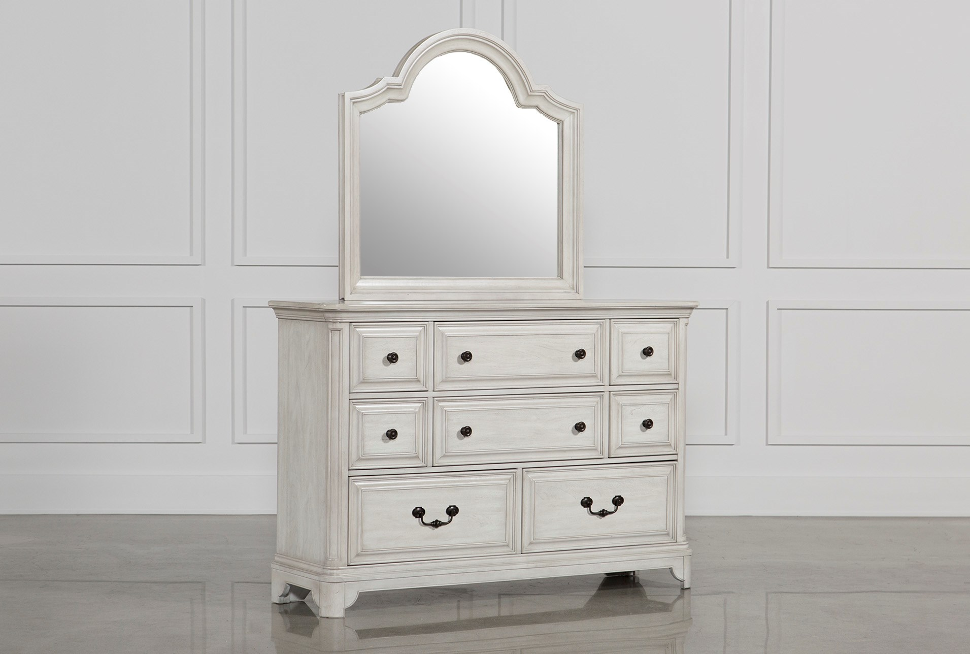 Kincaid Dresser/Mirror   Living Spaces