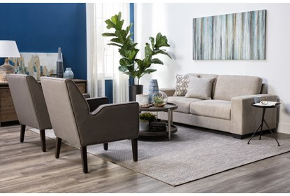 Superb 96X120 Rug Auden Sisal Linen Pabps2019 Chair Design Images Pabps2019Com