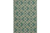 63X87 Rug-Adley Turquoise - Signature