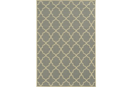 79X114 Rug-Montauk Grey - Main