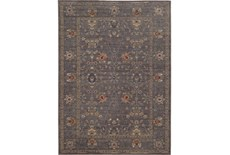 46X65 Rug-Carrington Traditions Blue/Gold