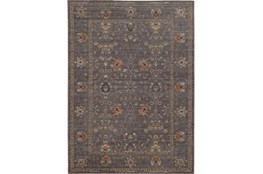 63X90 Rug-Carrington Traditions Blue/Gold