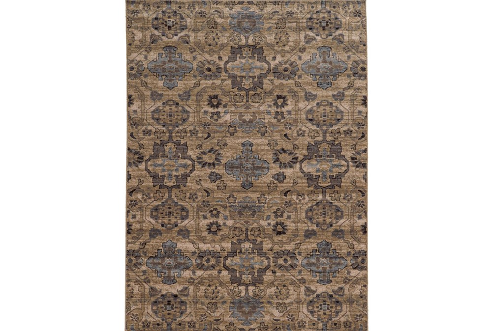 46X65 Rug-Leopold Tapestry