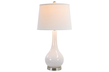 Table Lamp-Piper Ivory
