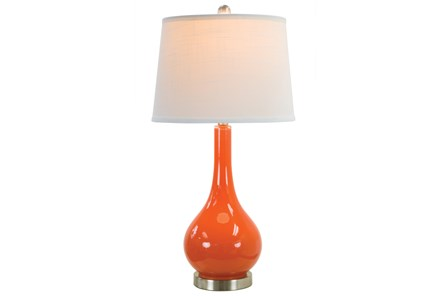 Table Lamp-Piper Tangerine