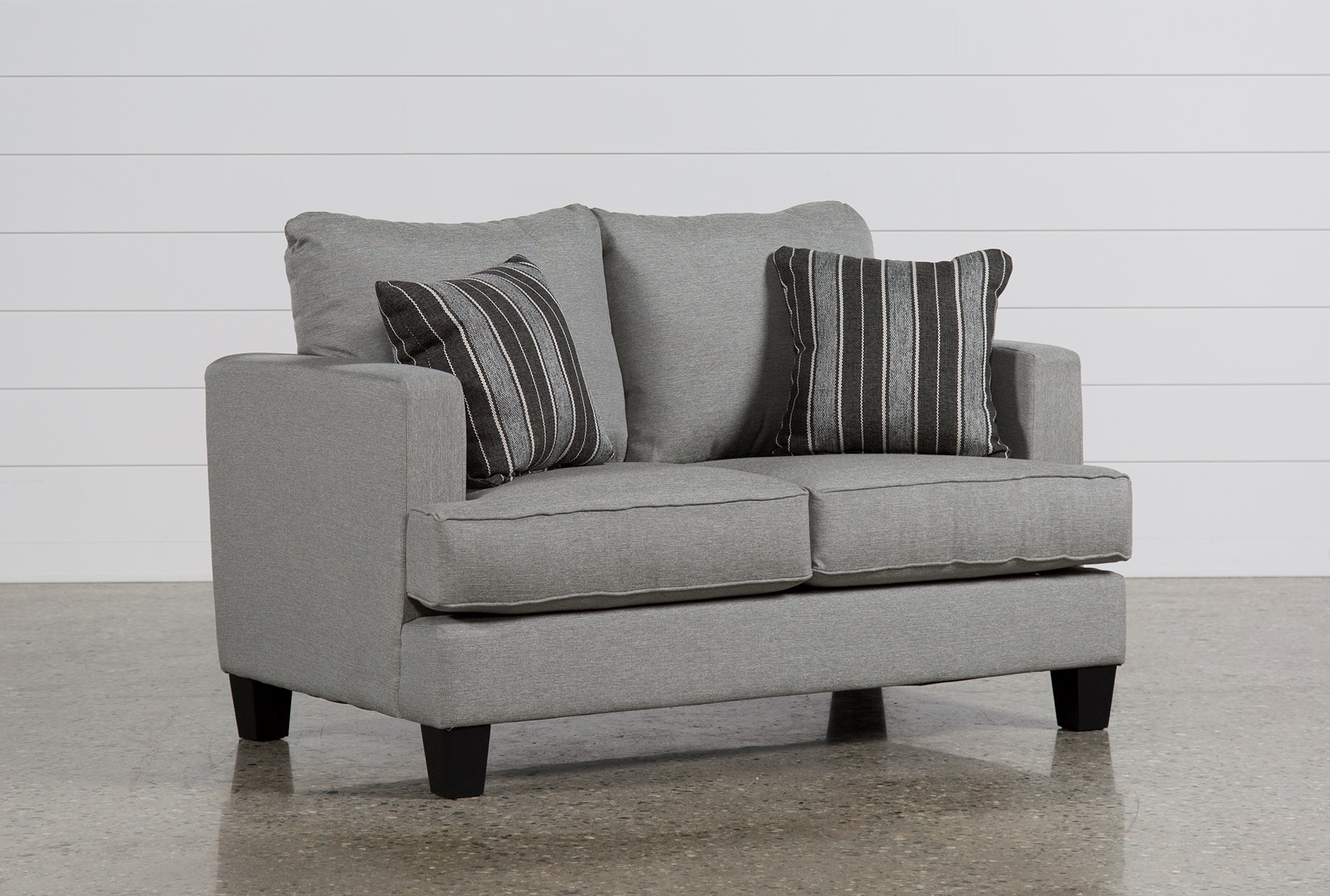 stadium seating couches living room. Display product reviews for GRACE LOVESEAT Loveseats  Free Assembly with Delivery Living Spaces
