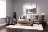 Grace Accent Chair - Room