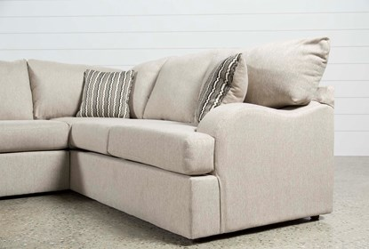 Miraculous Meyer 3 Piece Sectional With Left Arm Facing Chaise Uwap Interior Chair Design Uwaporg