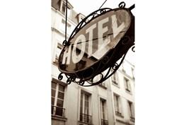 Picture-24X36 L'Hotel By Karyn Millet