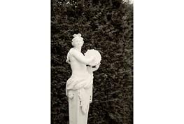 Picture-24X36 Garden Statuary By Karyn Millet