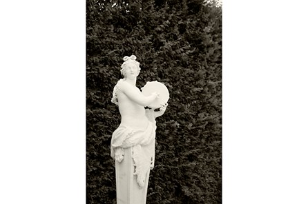 Picture-24X36 Garden Statuary By Karyn Millet - Main