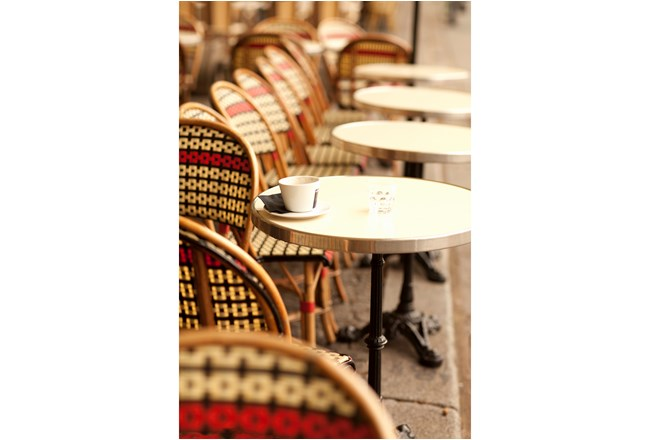 Picture-24X36 Cafe Society By Karyn Millet - 360