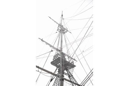 Picture-24X36 Ship Shape By Karyn Millet