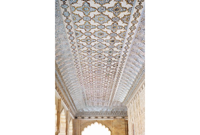Picture-24X36 Jaipur Ceiling By Karyn Millet - 360