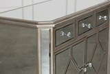 Hayworth Mirrored Chest Of Drawers - Default